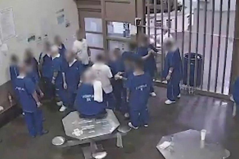 VIDEO | RUMAL LOOTUS: vangid nuuskisid maske, et koroonaga nakatuda ja vabadusse pääseda