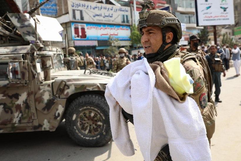 JUBE! Rünnakus Kabuli sünnitusmajale hukkus kaks vastsündinut