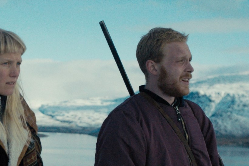 TREILER   Veiko Õunpuu filmis Lapimaa tundras vesternit