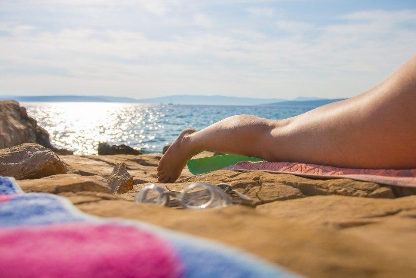 SÜNNIMÄRK ON KAHTLANE? Onkoloog: unustame ükskord ära, et päike on naha sõber ja kahjustunud nahk on ilus!