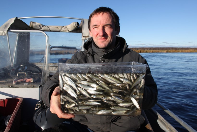 """Kalateadlane Meelis Tambets: """"Kalavarude seisukohalt on Emajões praegu kõik kontrolli all ja hästi."""""""