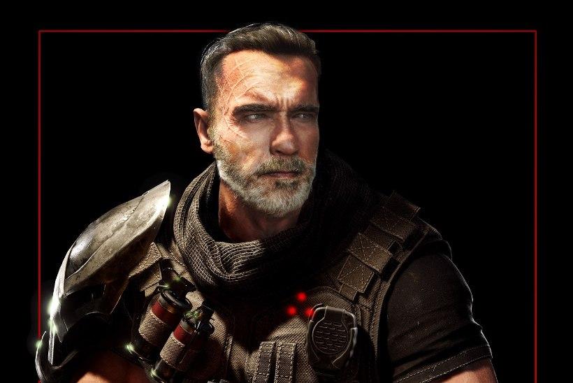 """Mis sai Arnold Schwarzeneggeri tegelaskujust """"Kiskja"""" filmis peale tiitreid? PS4 mäng pakub vastuseid!"""