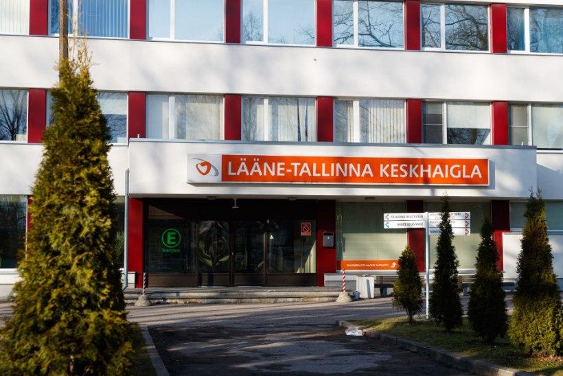 NAKKUSOHT: terviseamet soovitab Lääne-Tallinna keskhaiglal plaanilise ravi taastamisega oodata
