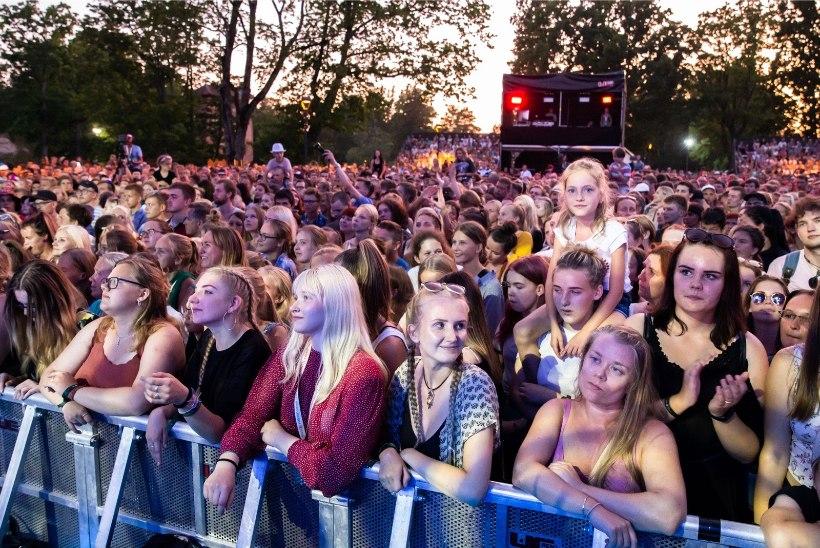 Viljandi folk siiski tuleb! Peakorraldaja: festival toimub rangeid reegleid täites 3000 inimesele