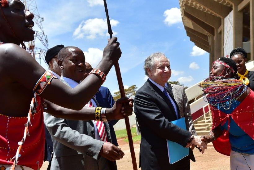 Keenia valmistub uljalt MM-etapiks: kas meil on lootust Ott Tänakut kahe kuu pärast rajal näha?