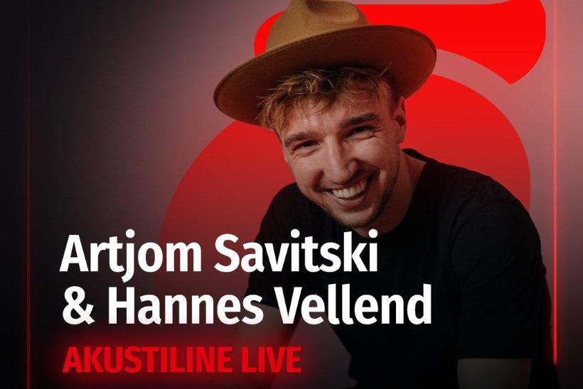 VAATA UUESTI | Artjom Savitski andis Õhtulehe vahendusel veebikontserdi