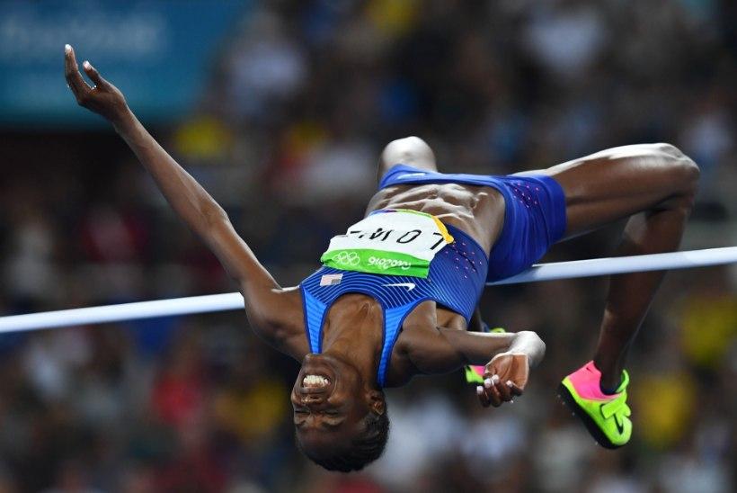 Vähiga võitlev USA kõrgushüppaja tahab võistelda oma viiendal olümpial
