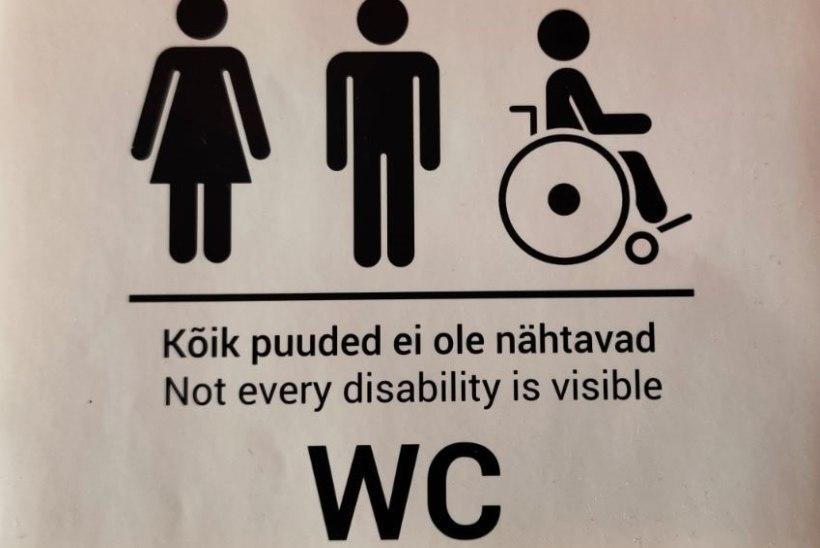 KIIRESTI TUALETTI! Soolehaiged saavad nüüd isikliku WC-kaardi