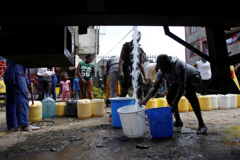 Enamiku aafriklaste jaoks tähendab 14päevane karantiin nälga jäämist