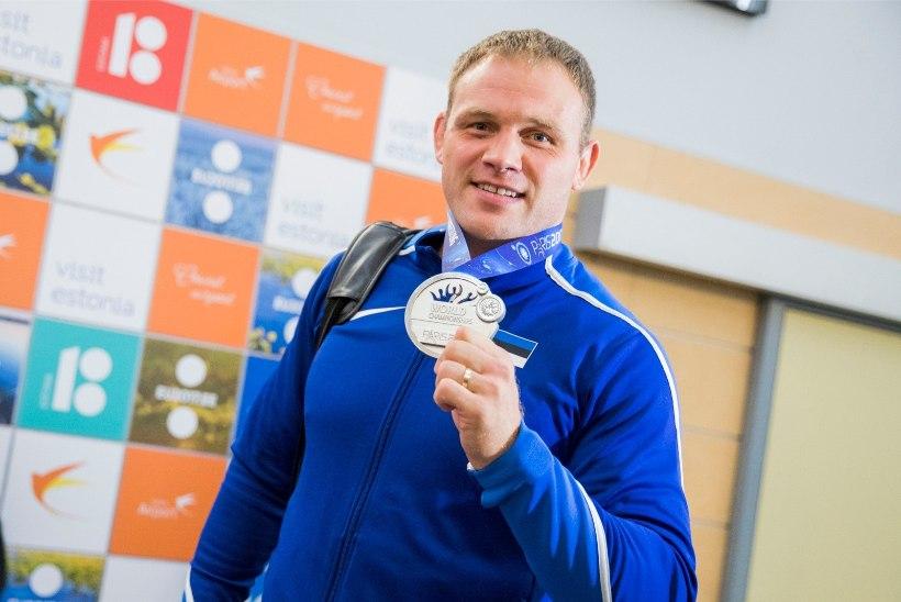 MÄLUMÄNG   Eesti sportlaste olümpiahõbedad