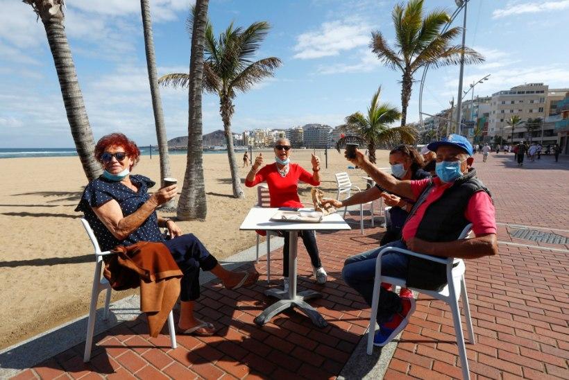 Euroopa Liit loodab suvel piirangutele vaatamata turismihooaja käima lükata