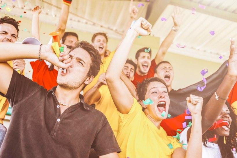 ÜLLATUS VÕI MITTE: mis siis on kõige levinum spordiala, millele tehakse panuseid?