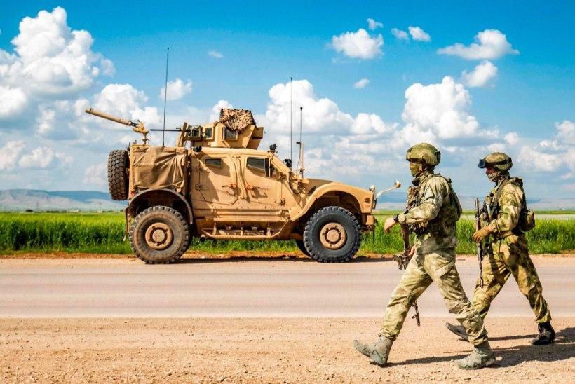Putini eraarmee tõus ja langus: palgasõdurid andsid tina nii terroristide kui ameeriklaste pihta