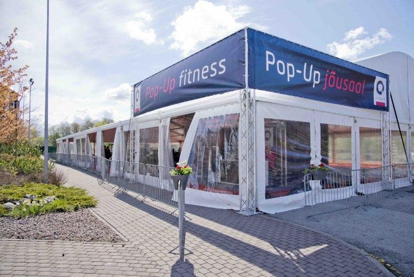 Ohhoo! Tallinnas avati hiiglaslik vaba õhu jõu- ja treeningkeskus