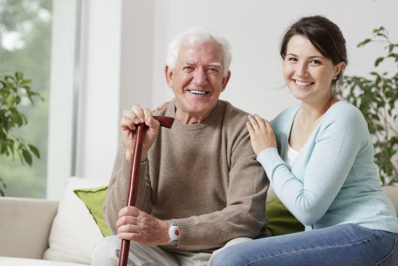 Nutikas ja moodne teenus võimaldab vanemaid ja vanavanemaid aidata ka kaugel olles