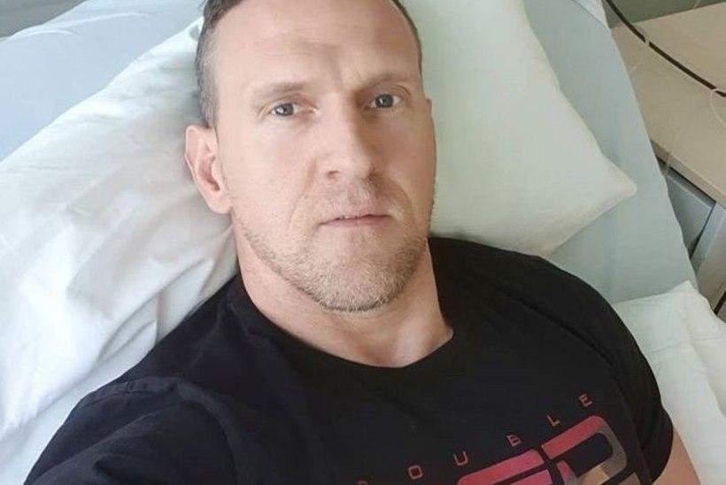 FOTO | Kodusele ravile pääsenud Ott Kiivikas andis kõigile meestele tähtsa soovituse