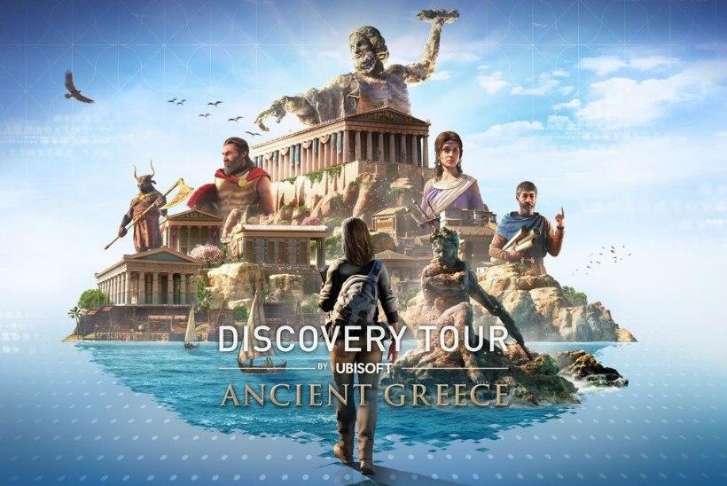 """TARKUST TAGA NÕUDMA! Õpi ajalugu nende kahe tasuta haridusliku """"Assassin's Creed"""" mänguga"""