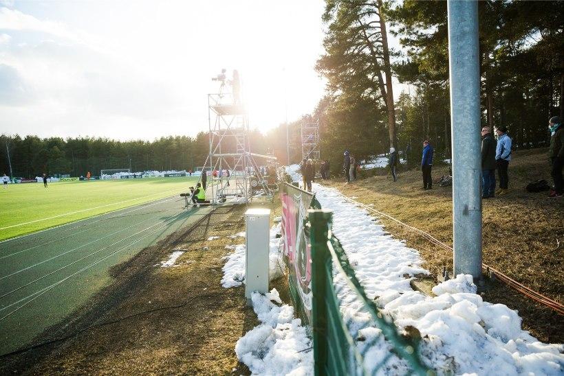 Eesti jalgpalliliiga naaseb koroonapausilt publikukeeluga, aga mis saab säästusektoritest?