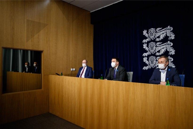 ERITEADE | Valitsus kinnitas eriolukorra järel edasi kehtivad piirangud ja leevendused