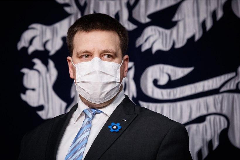 Ametlik: ööl vastu 18. maid lõpeb Eestis eriolukord