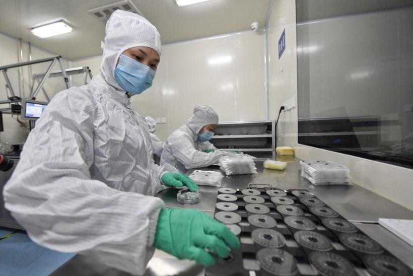Hiina ekspert: koroonaviiruse uus laine võib olla väga ohtlik. Kui esimene puhang toimus, ei tahetud kohe ausad olla