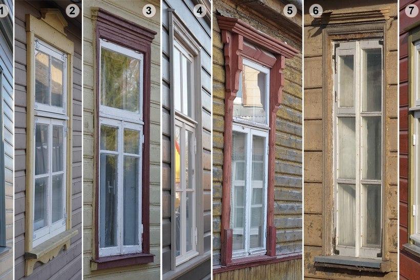 HEA TEADA: ehitusfüüsik selgitab, miks tasub vanu puitaknaid taastada ja eelistada plastakendele