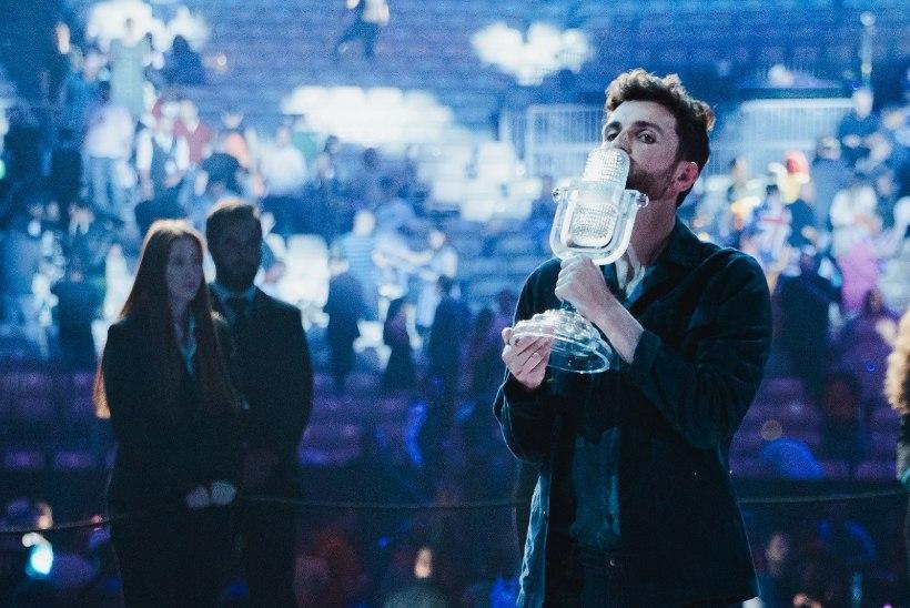 UUS VÕIMALUS! Järgmise aasta Eurovision toimub Rotterdamis