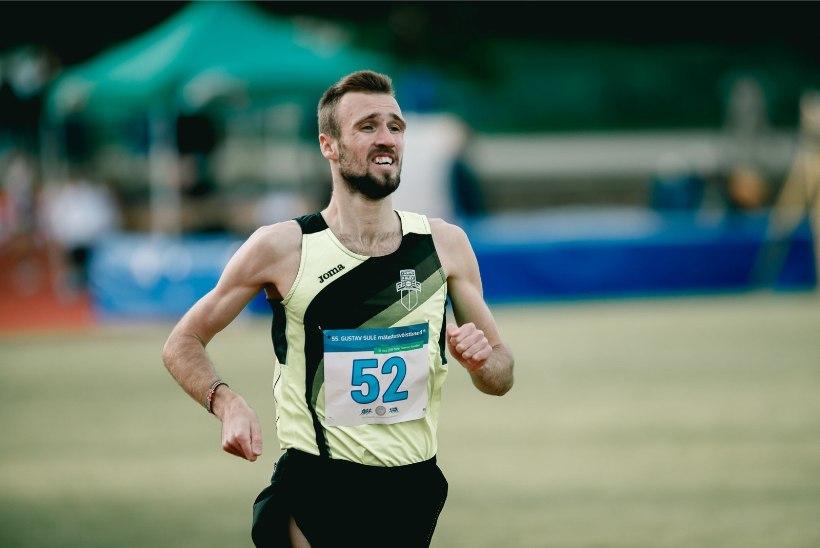 Keeniasse lõksu jäänud Eesti jooksja jõudis lõpuks koju: tervis halvenes ja rahaline seis hakkas kriitiliseks minema