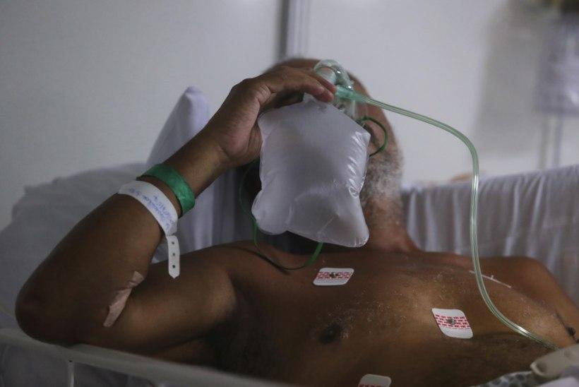 KOROONAVIIRUS MAAILMAS: üle 4,8 miljoni diagnoositud nakatunu, 316 000 surnut ja 1,8 miljonit tervenenut. Mitu Euroopa riiki leevendab meetmeid