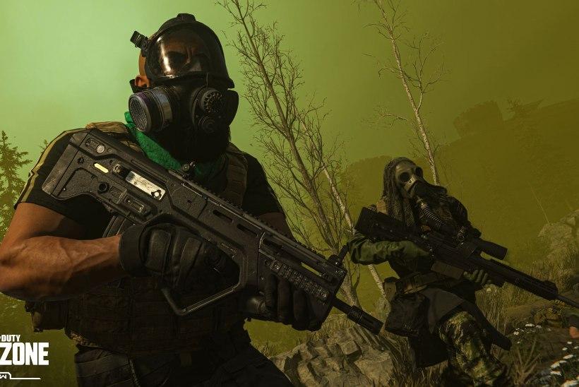 """USKUMATU! See """"Call of Duty: Warzone"""" tiim elimineeris tervelt 80% matši vastastest"""