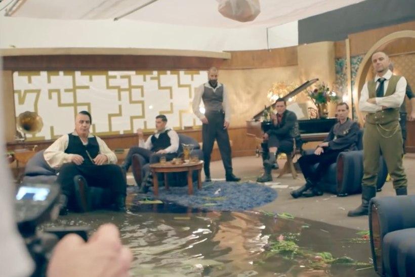 VIDEO |Rammstein näitab, kui palju aega ja vaeva kulus nende uue albumi fotosessioonil