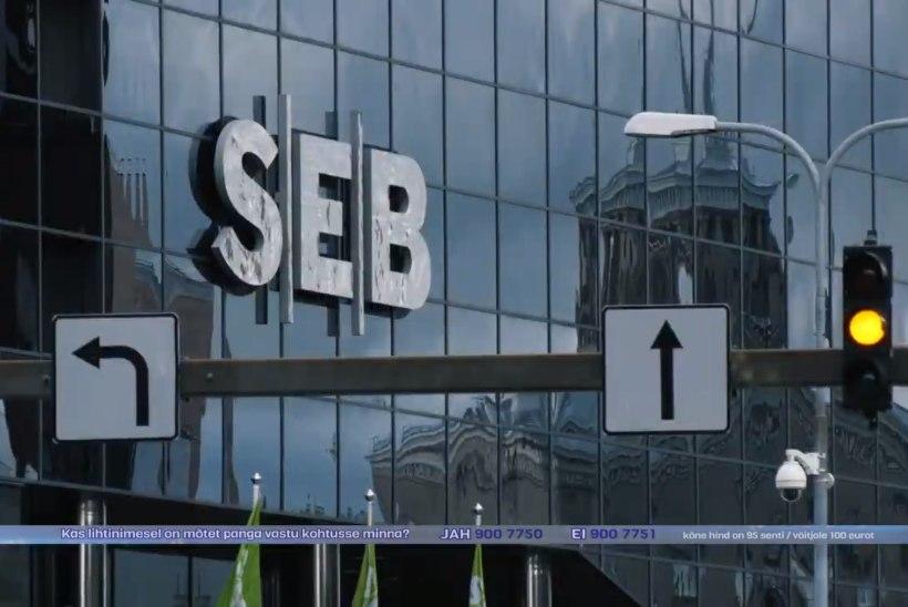 """""""Kuuuurija"""": ettevõtte pangakontolt kadus 70 miljoni krooni eest aktsiaid. SEB pank vaikib juba aastaid"""