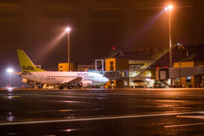 Riik lubab Kopenhaagenisse lennata, aga AirBaltic jõudis lennu tühistada