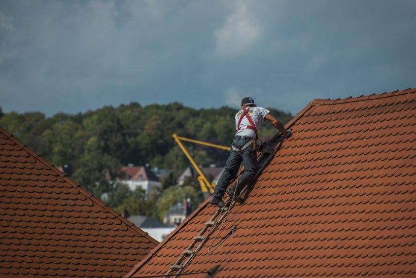Katusevahetus nõuab majaomanikult põhjalikku eeltööd