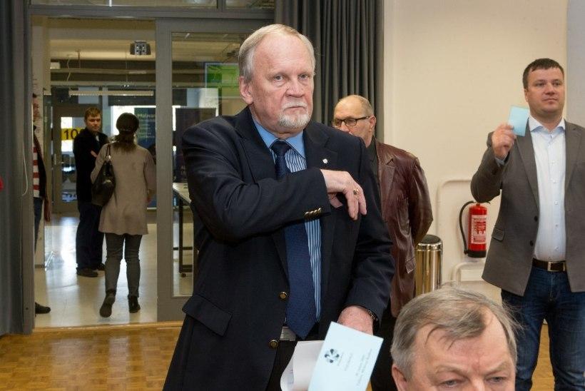 Altkäemaksu vahendamises süüdi jäänud Kalev Kallo otsib õigust ringkonnakohtust