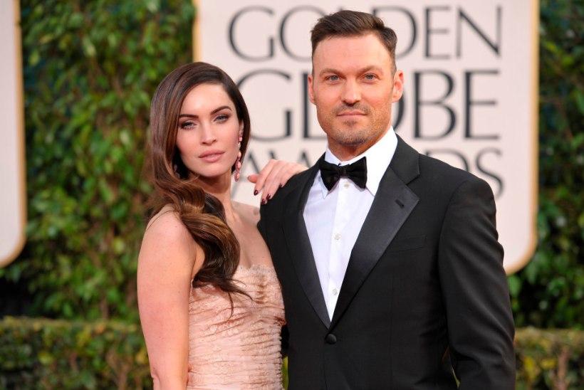 Brian Austin Green tunnistas, et tema ja Megan Foxi abielu on läbi