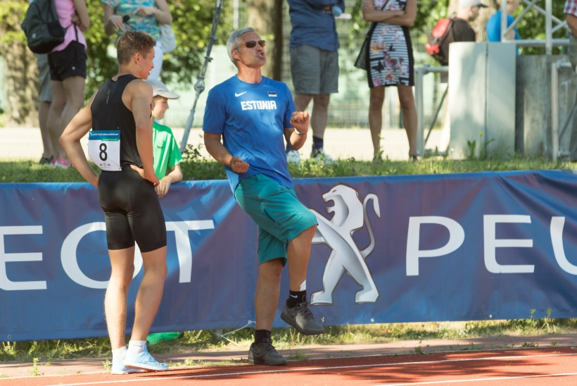 Eesti spordidünastiate edu saladus: atleetidest vanemad teavad, millist tööd nõuab lapse tippu viimine