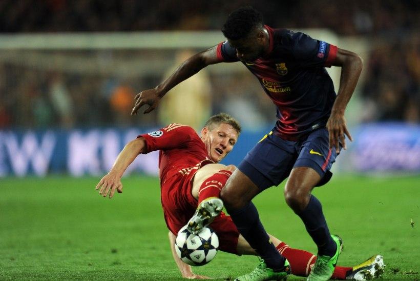 Jalgpalluri aus ülestunnistus: teadsin, et Barcas ma mängida ei saa, kuid see-eest saan seal miljonäriks