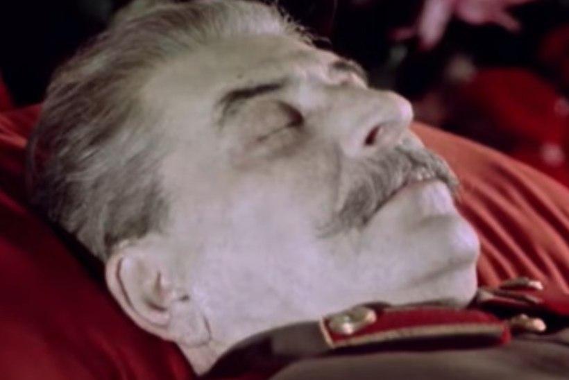 UNIKAALSED KAADRID | Nõnda kogunes rahvas Stalini matustele