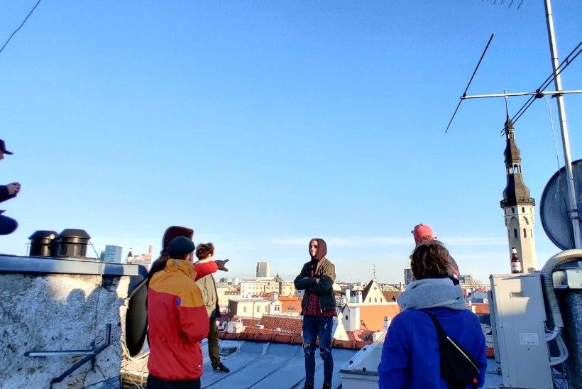 Laupäevast alustab uus muusikakanal, mis viib vaatajad Tallinna vanalinna katusele