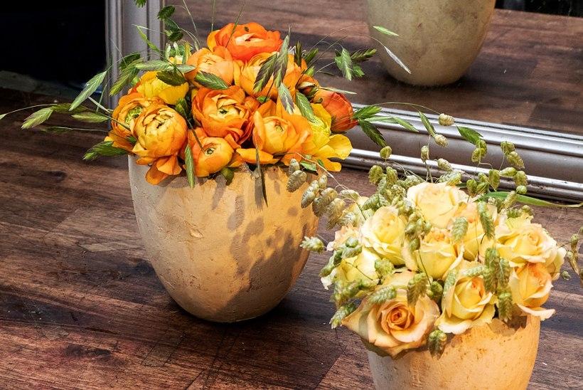 Armastusega emale! Florist õpetab, kuidas ise teha imeilusat lilleseadet