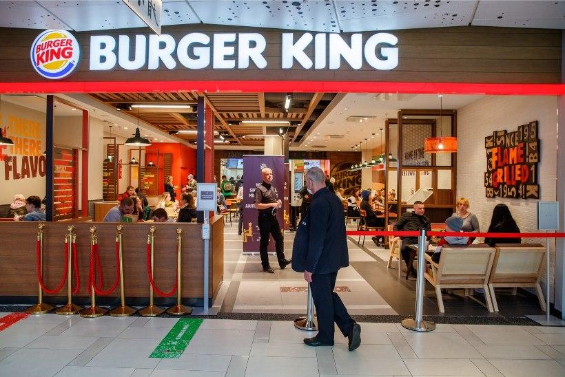 GALERII | Burgerikett avas Eestis esimesed söögikohad