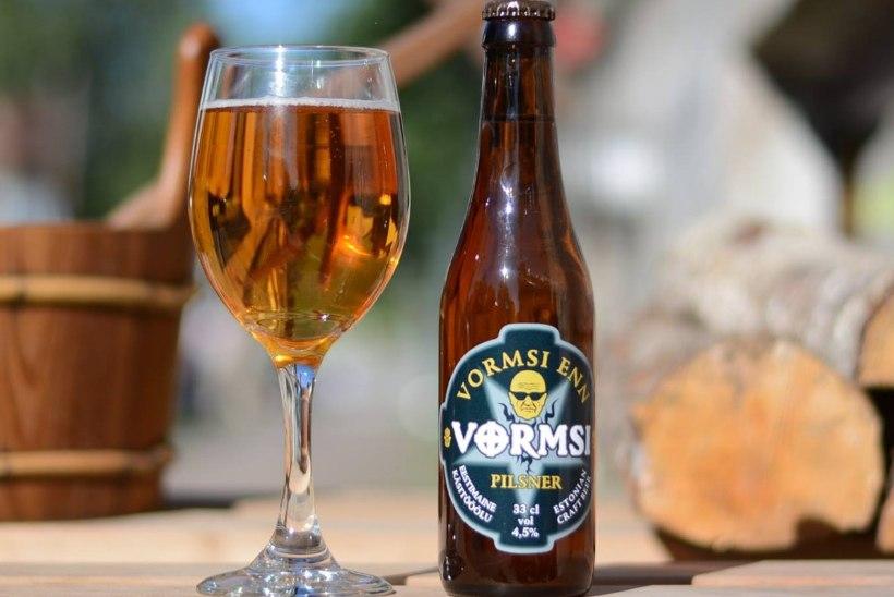Soomlaste jaoks oli Vormsi Enn ülikõva tüüp – ikkagi ainus mees, kel oli omanimeline õlu!
