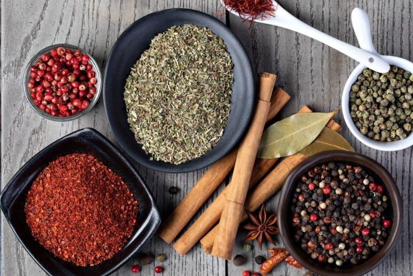 Mida sümboliseerisid maitseained vanasti ja mida nüüd?