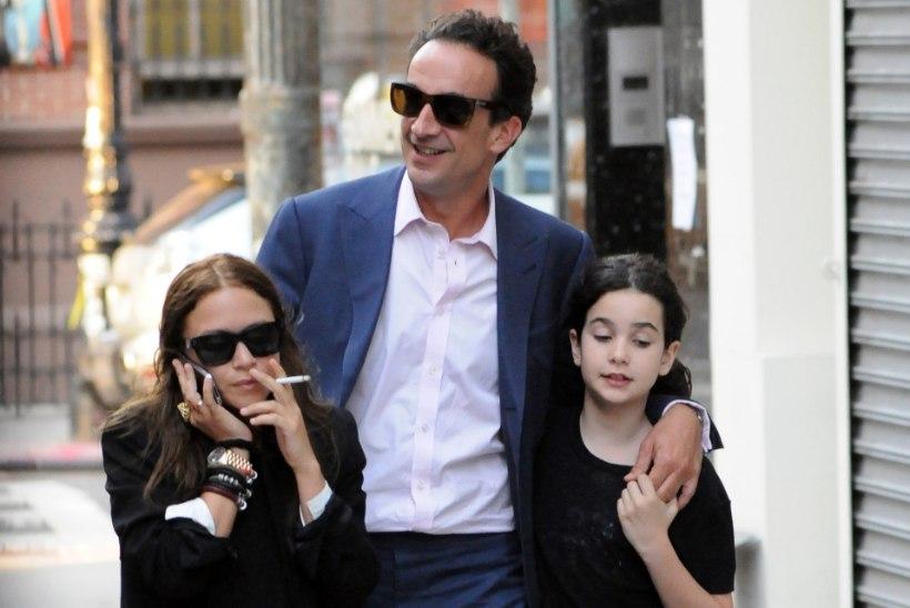 Mary-Kate Olseni ja Sarkozy venna abielu hukutas erimeelsus väga tähtsas küsimuses