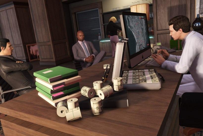 """VÕIMAS! """"GTA V"""" ja """"RDR 2"""" on kokku müüdud juba üle 160 miljoni eksemplari"""