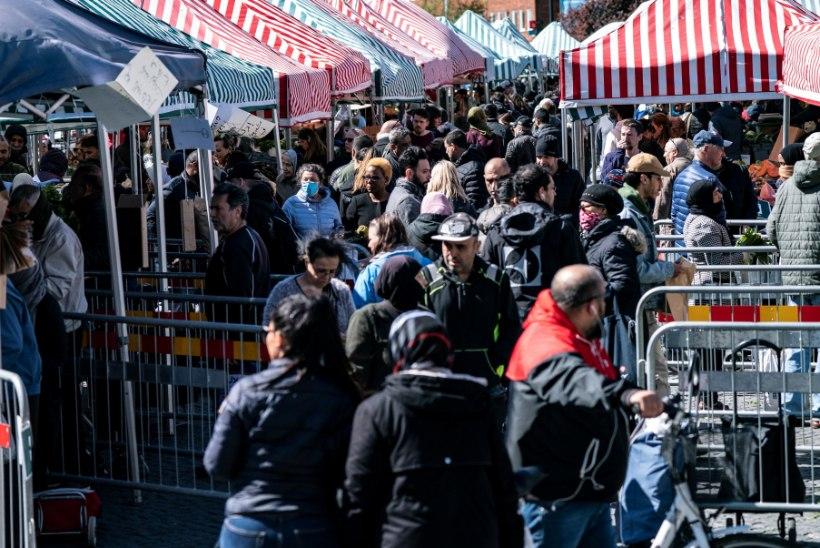 KURVAD NÄITAJAD: Rootsi koroonasurmade arv lööb rekordeid