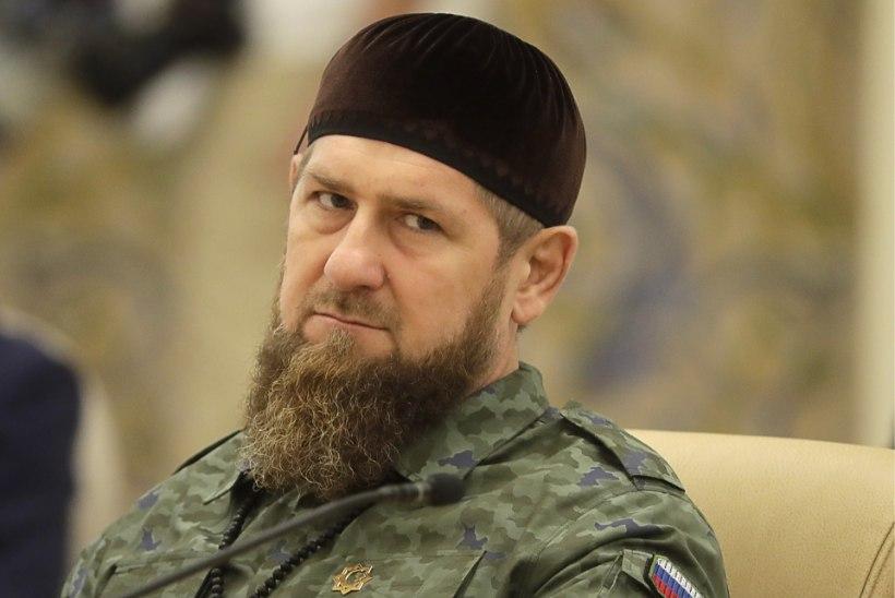 Kadõrov läks Moskvasse koroonaravile