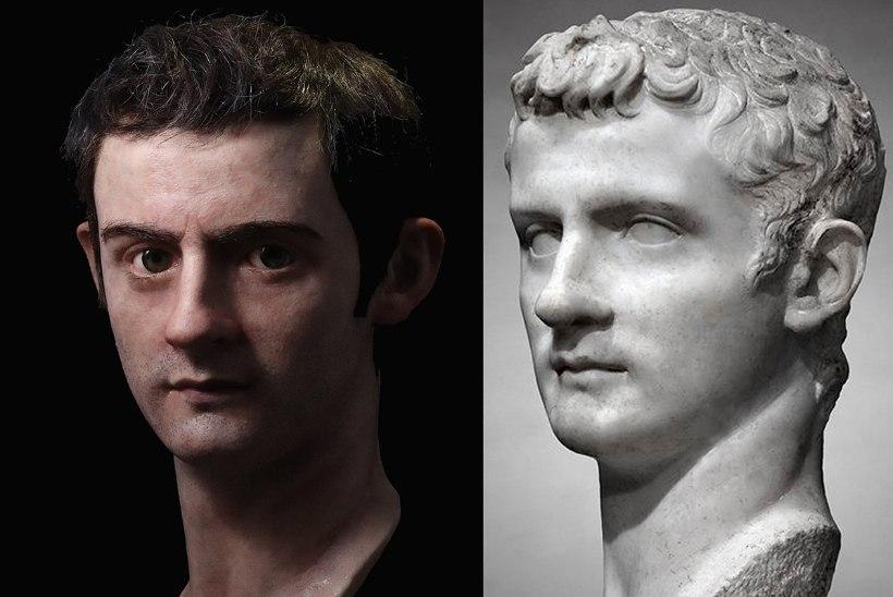 Raske haigus muutis Caligula despoodiks
