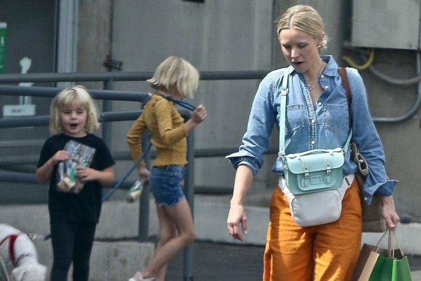 HÄMMASTAV: Hollywoodi tähe 5aastane tütar kannab endiselt mähkmeid
